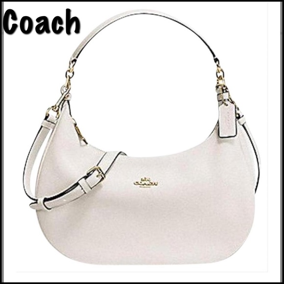 94e7e110fc Coach Bags | Harley Hobo Satchel Nwt | Poshmark